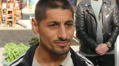 Продавачът на чорапи от Пловдив разказа, че е бил нападнат заради невърнат чадър