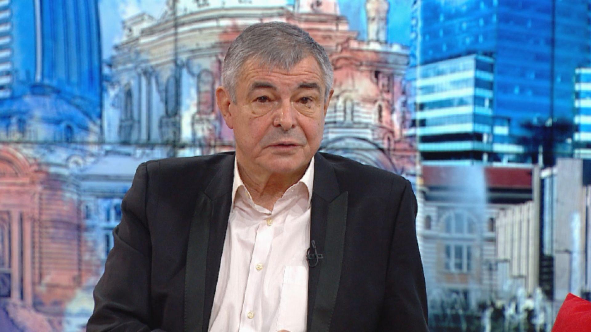 Стефан Софиянски: Вече е срамно да си гербаджия в очите на нормалните хора