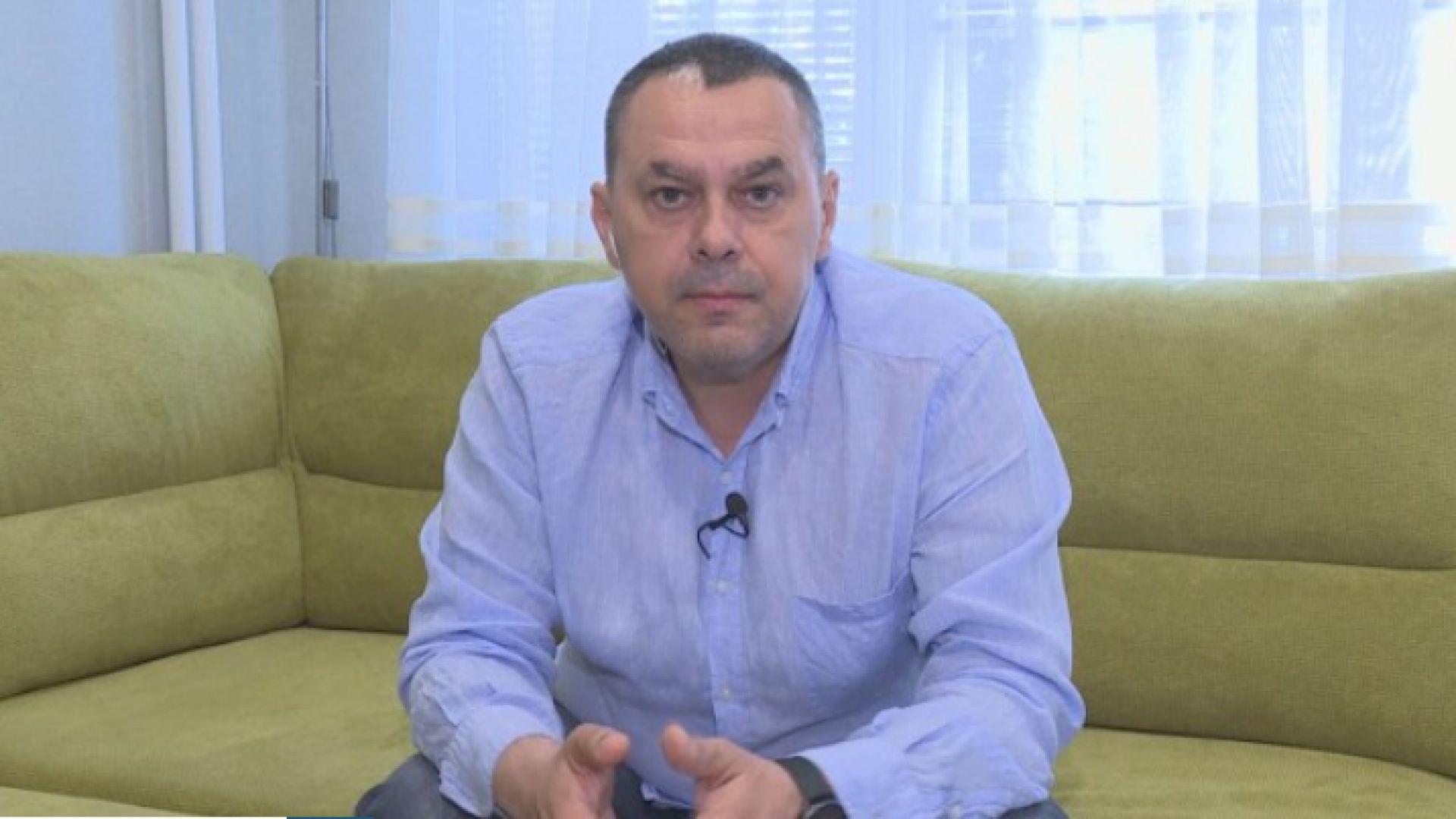 """Бившият шеф на """"Вътрешна сигурност"""" в МВР: Дисциплинарката срещу мен е, за да променя показанията си"""