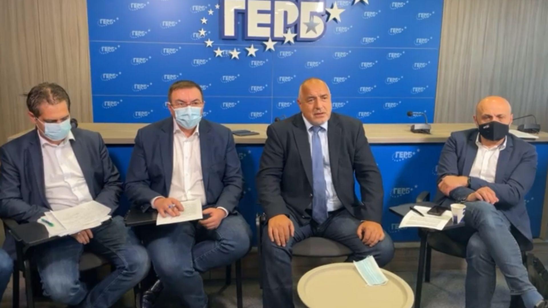 Борисов за сигнала до прокуратурата: Не са ми пришили само, че съм изял човек на филета (видео)