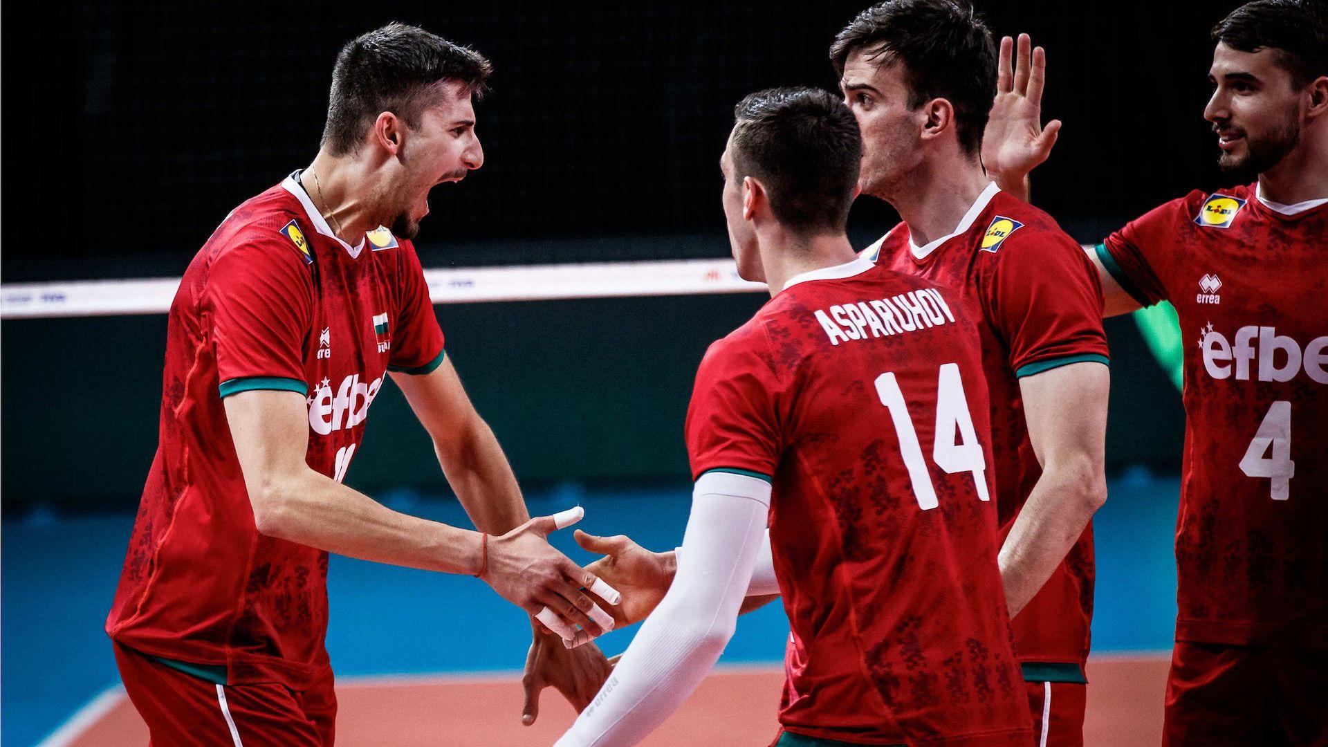 България не даде гейм на Австралия и взе първа победа в Лигата на нациите