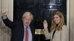 Британският премиер Джонсън и съпругата му очакват второ дете