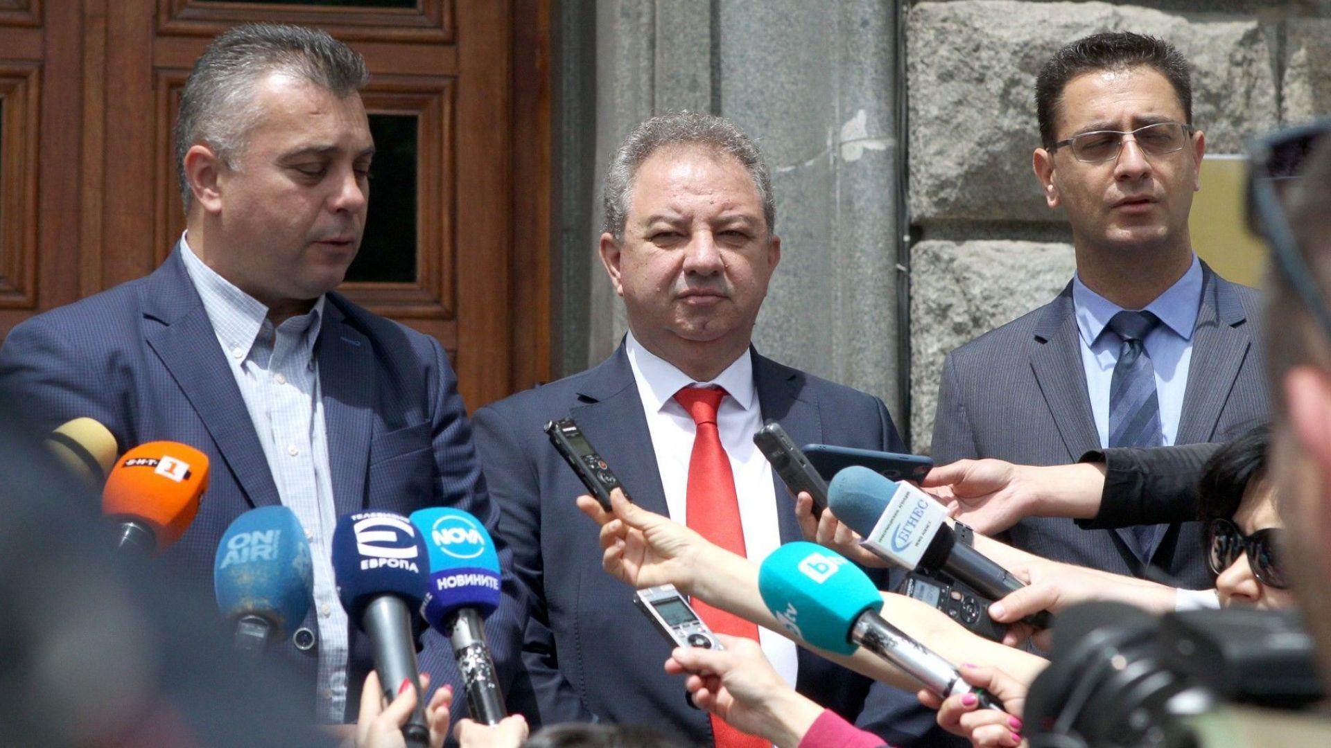 Българските патриоти: МВР влезе в наши офиси, прави чадър над ДПС и репресира хора на ВМРО