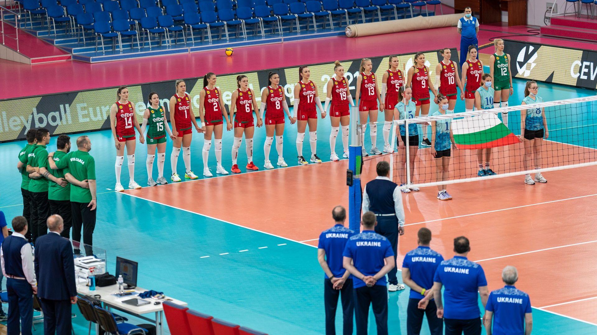Втора убедителна победа за женския ни волейболен тим