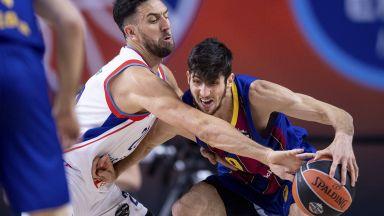 Драматичен финал възкачи Анадолу Ефес на европейския баскетболен трон