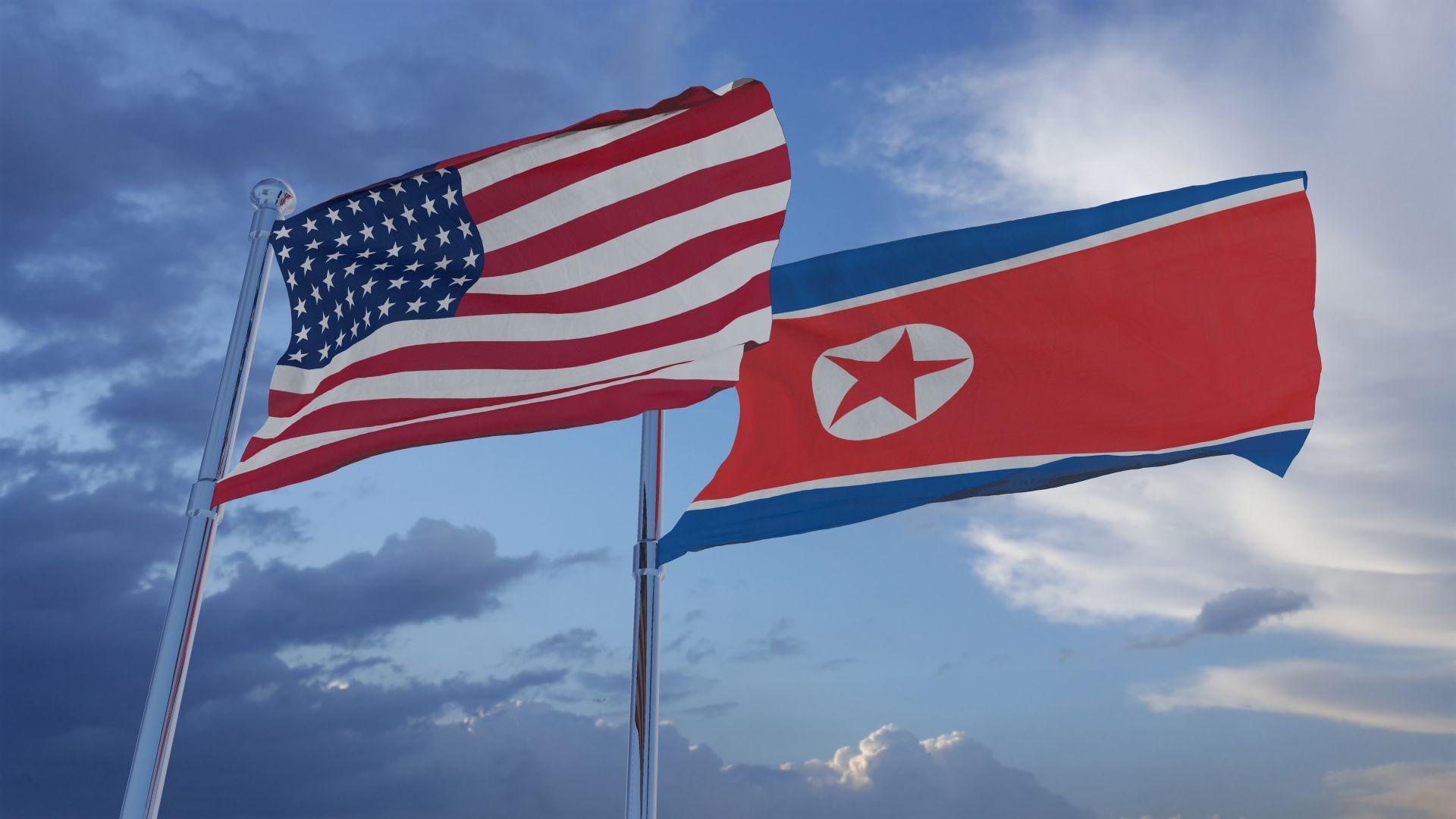 Северна Корея не смята да има контакти със САЩ