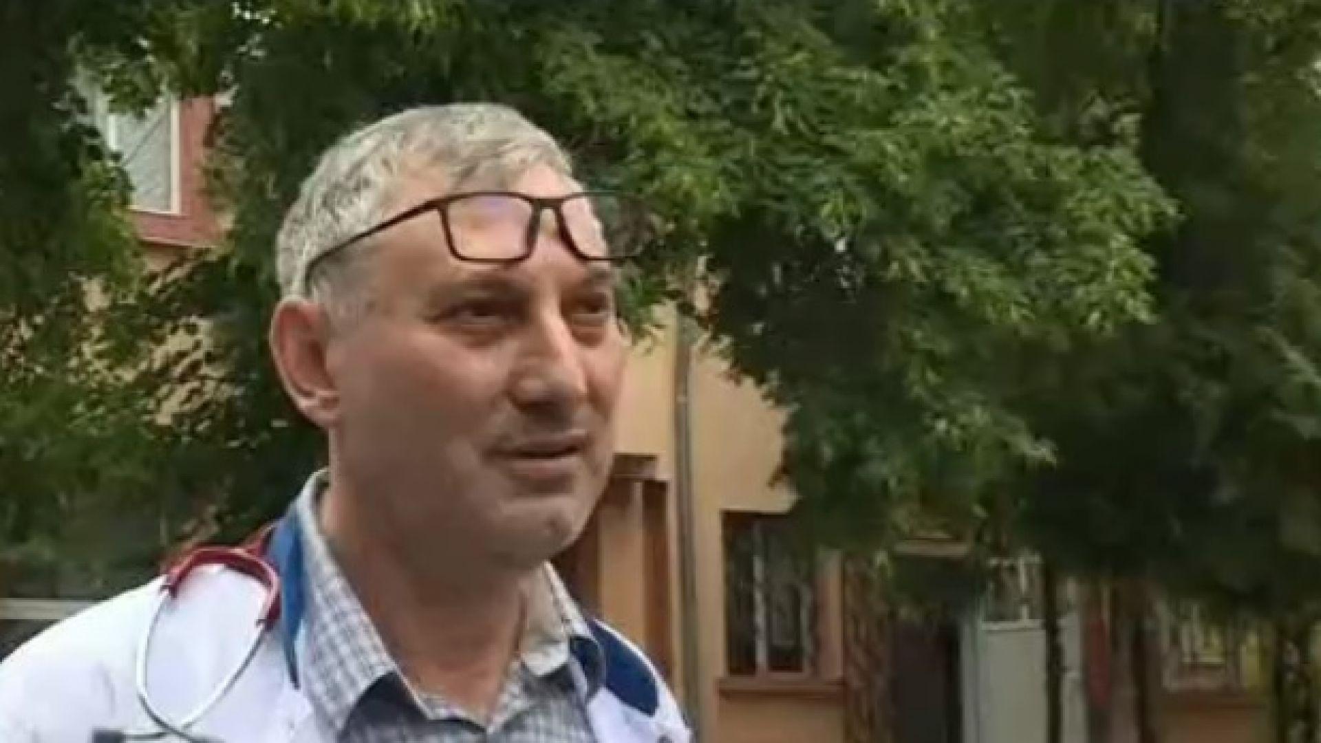 Шефът на Белодробната болница в Благоевград: След полицейската акция сме в нокдаун