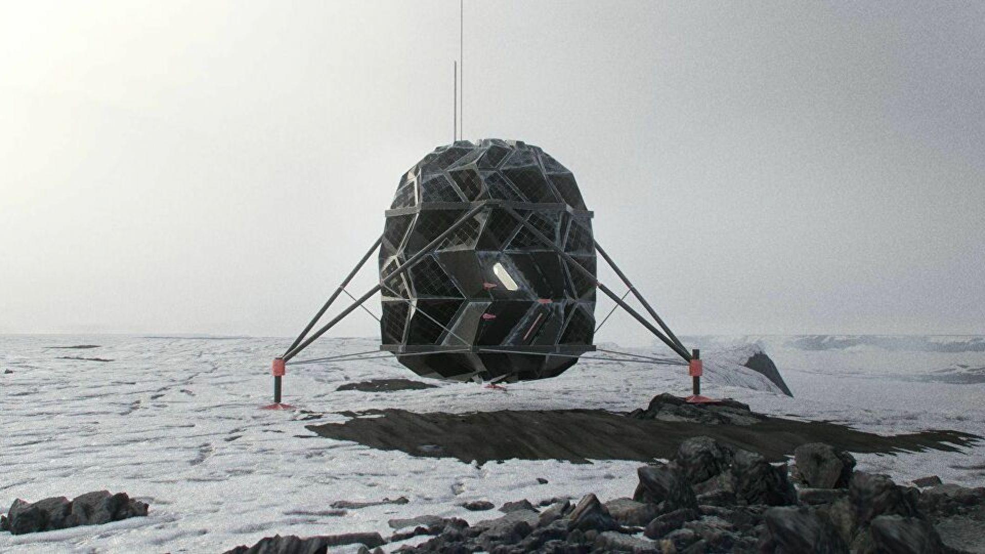 Мисията Lunark симулира изолацията при живот на Луната