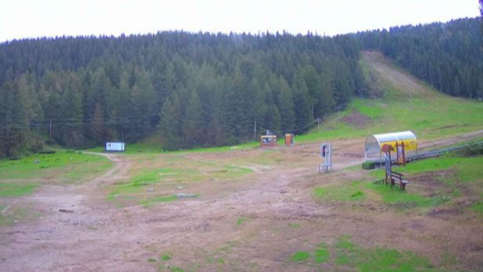 """ВАС потвърди премахването на ски влек """"Меча поляна"""" в парк """"Витоша"""""""