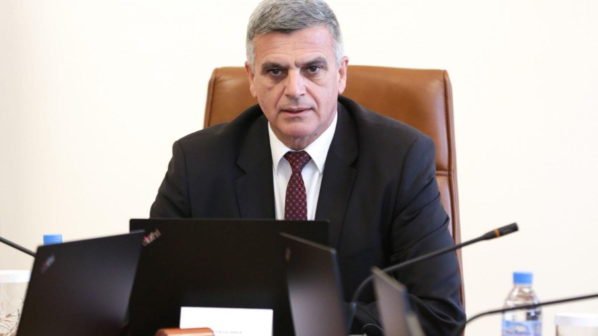 Служебният премиер създаде Съвет по икономическите въпроси