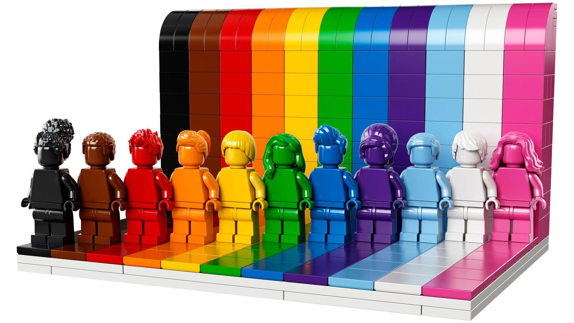 """Играчките на """"Лего"""" стават свободни от полови предразсъдъци и стереотипи"""