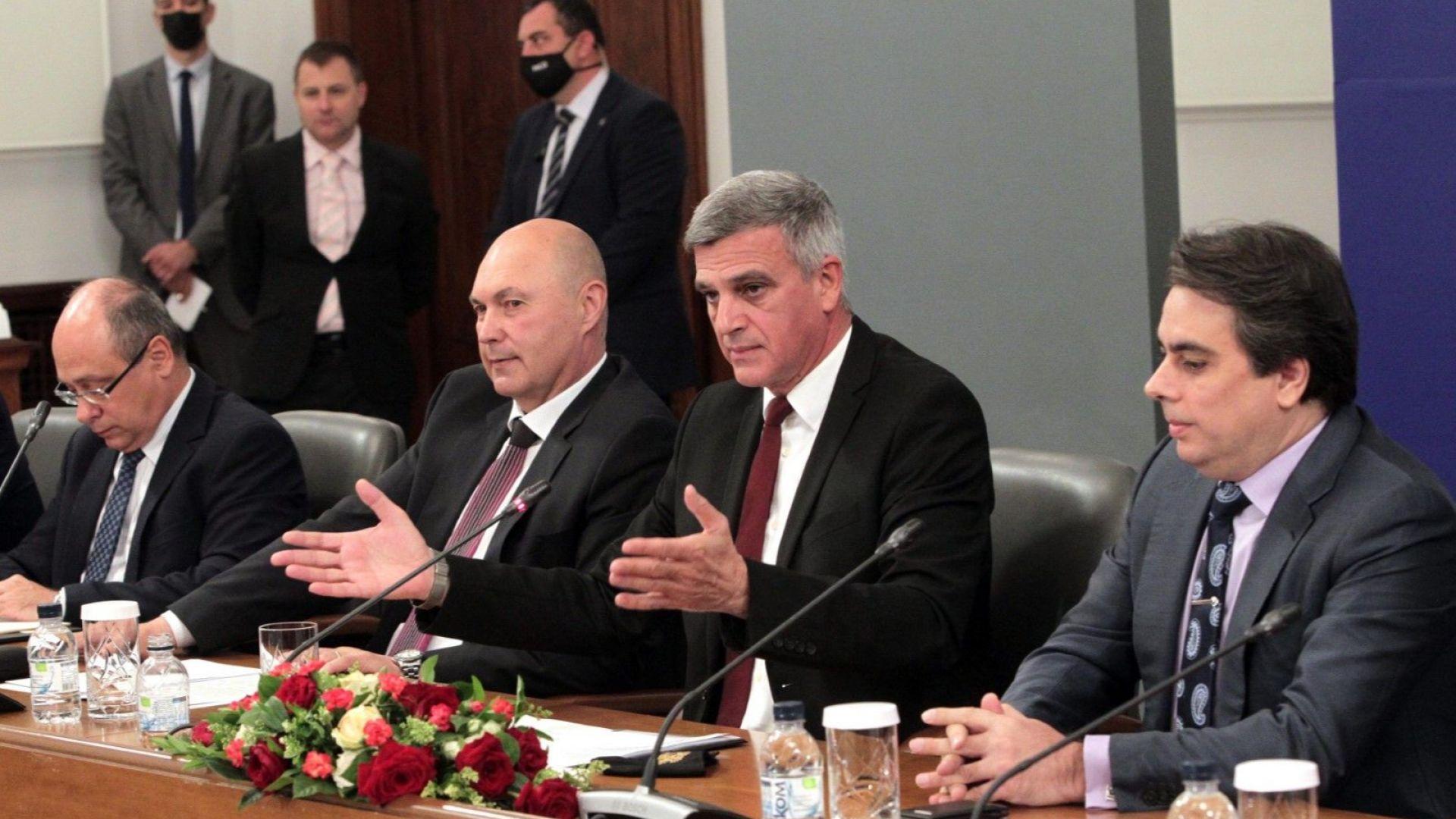 Стефан Янев: Основната ни задача е да организираме честни и прозрачни избори