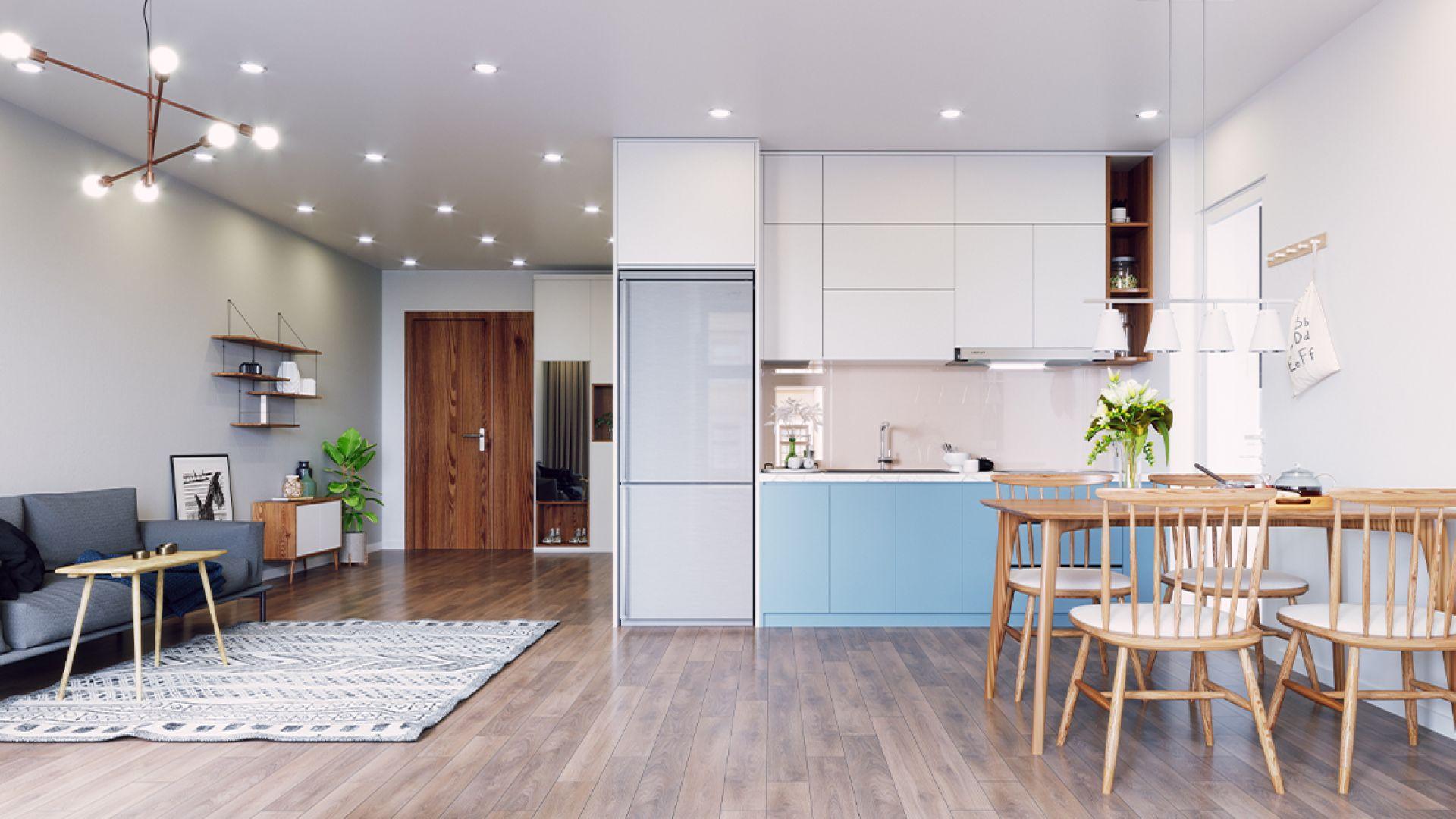 Как да обзаведем малък апартамент?