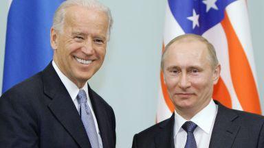 Байдън ще обсъди с Путин кибератаките