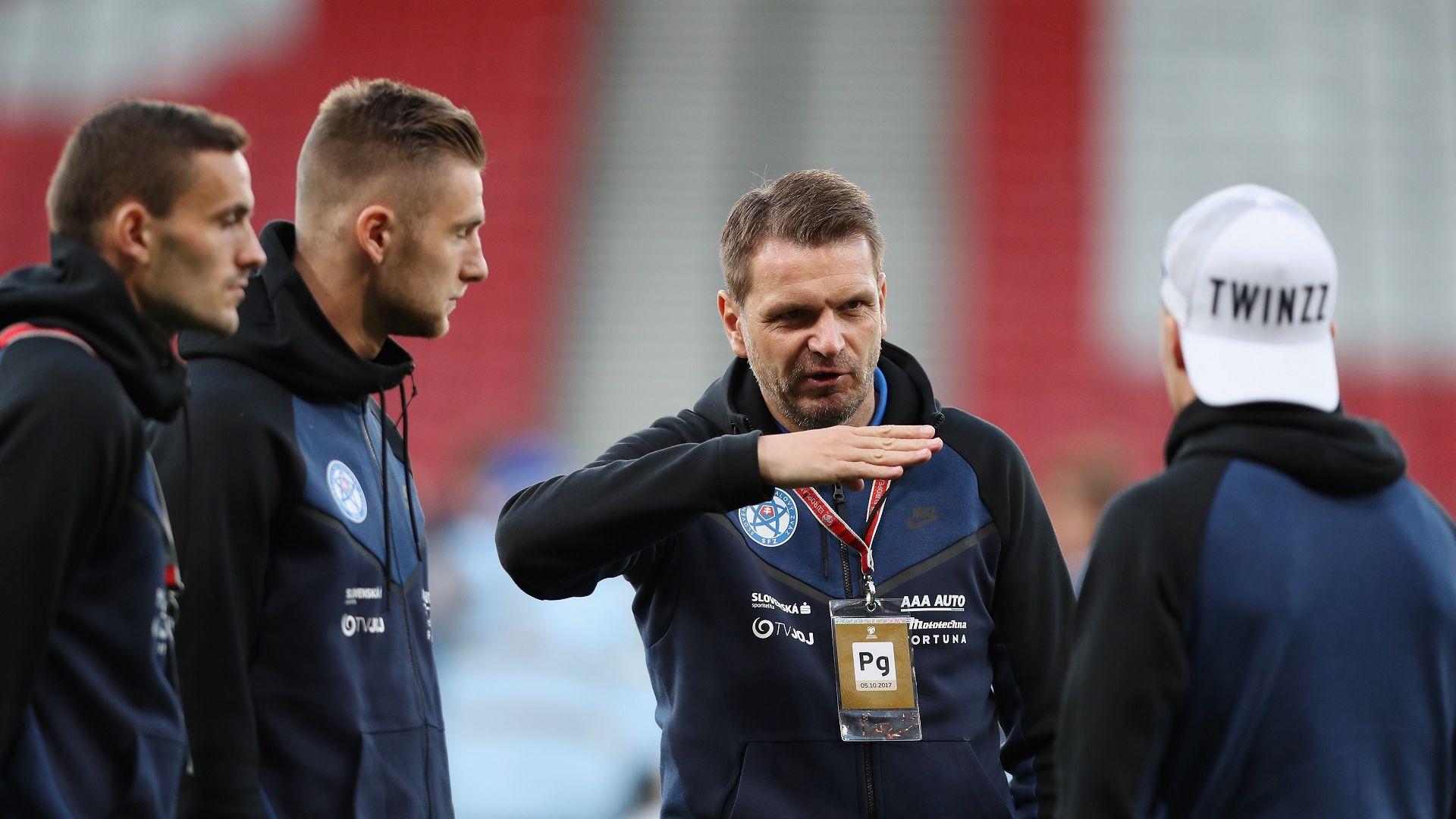 Треньорът на Словакия: България не е за пренебрегване