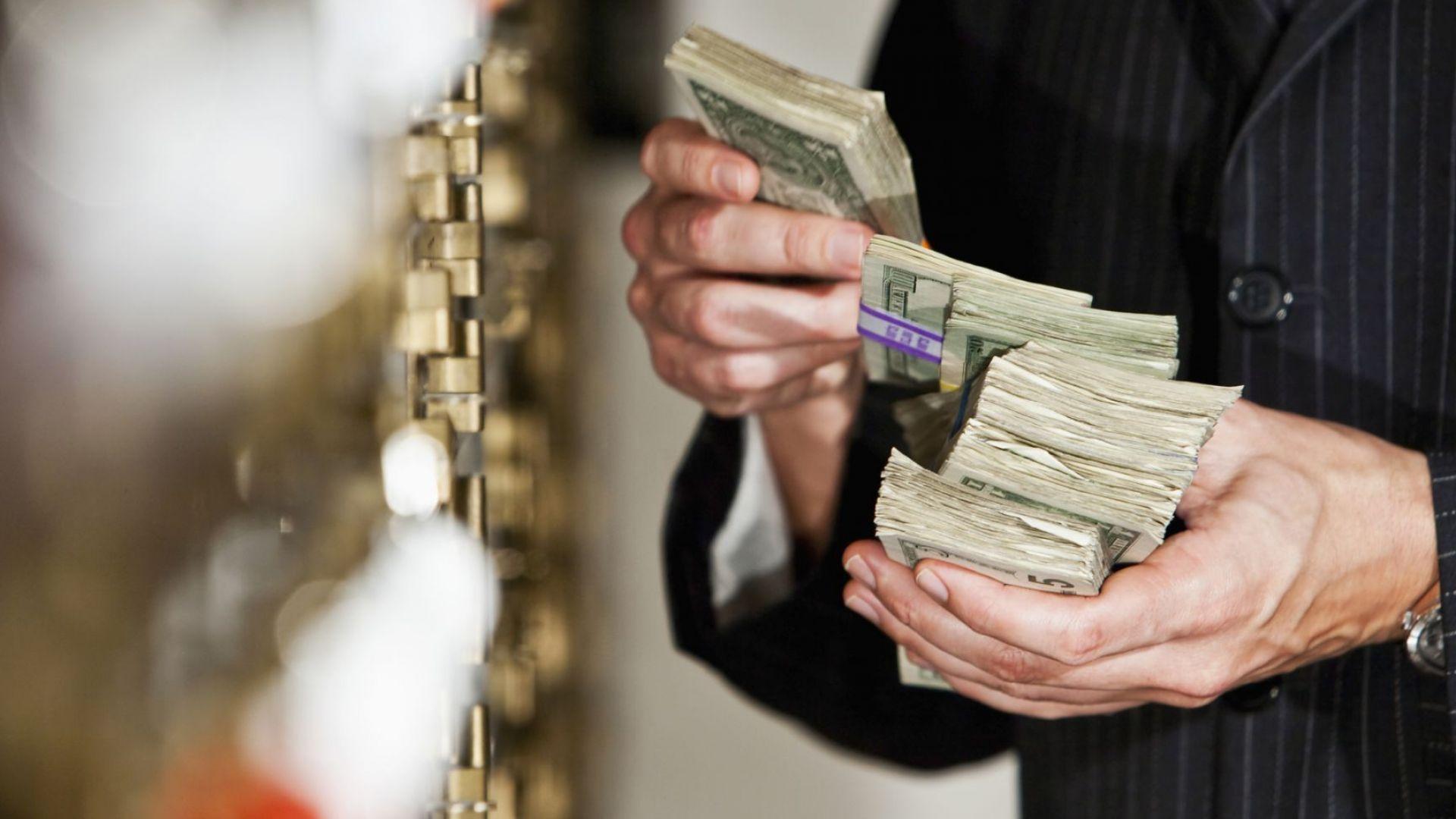 НАП погна 13 704 фирми с високи касови наличности
