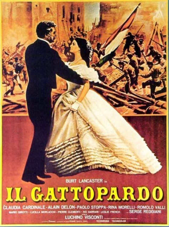 """Италианският филм """"Гепардът"""""""