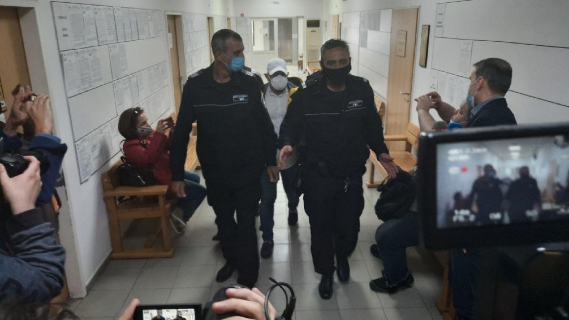 """Биячът на Митко от """"Капана"""" излезе от ареста срещу 5000 лв., имал 4 присъди досега"""