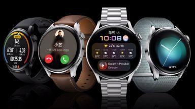Huawei представи новия си смарт часовник (снимки)