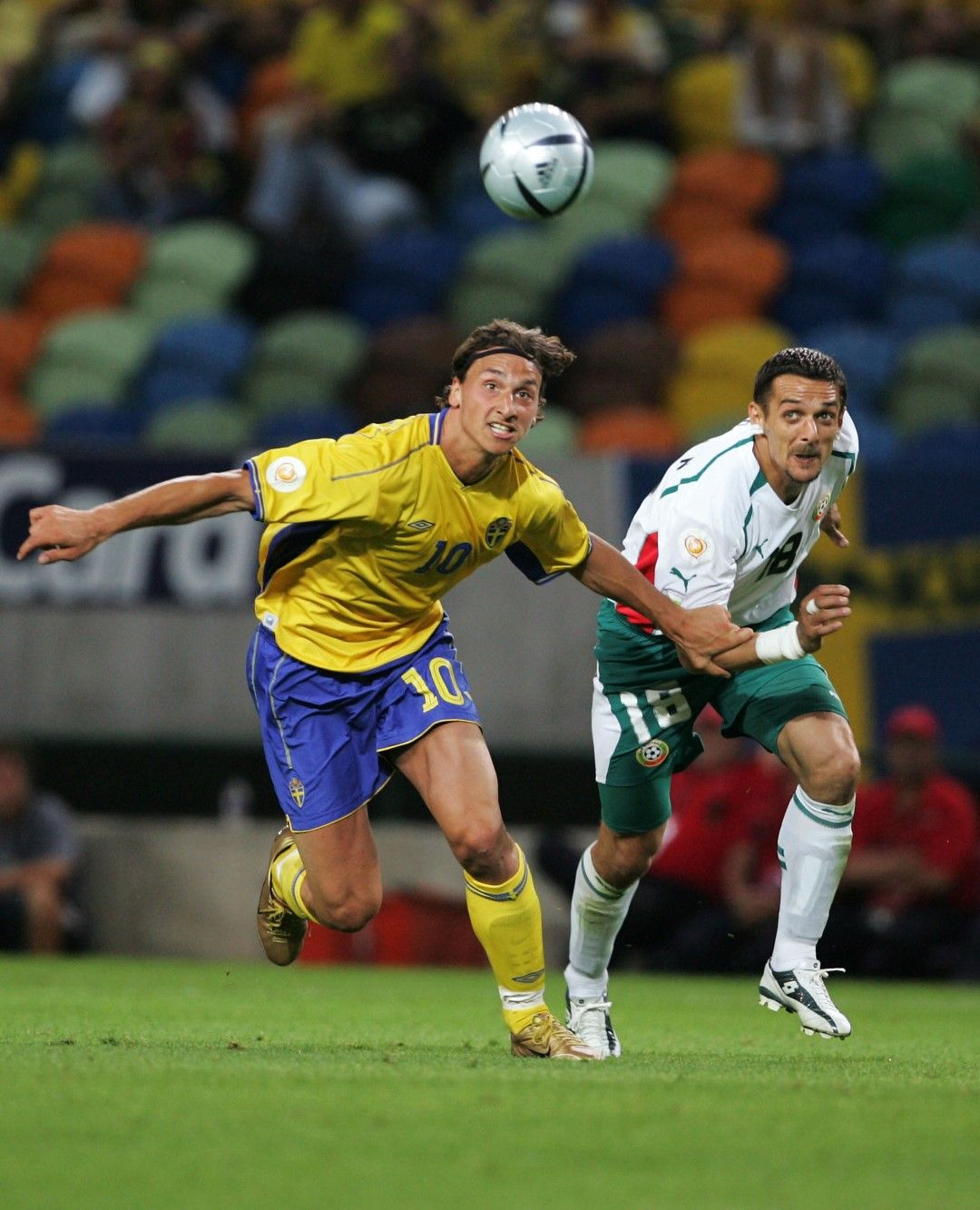 Швеция - България 5:0