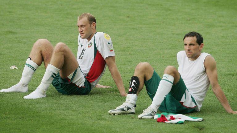 България на Евро 2004: Големи очаквания и последен танц (Снимки)