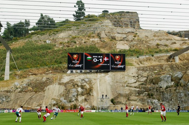 България - Дания 0:2