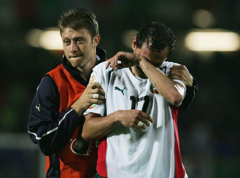 Италия - България 2:1