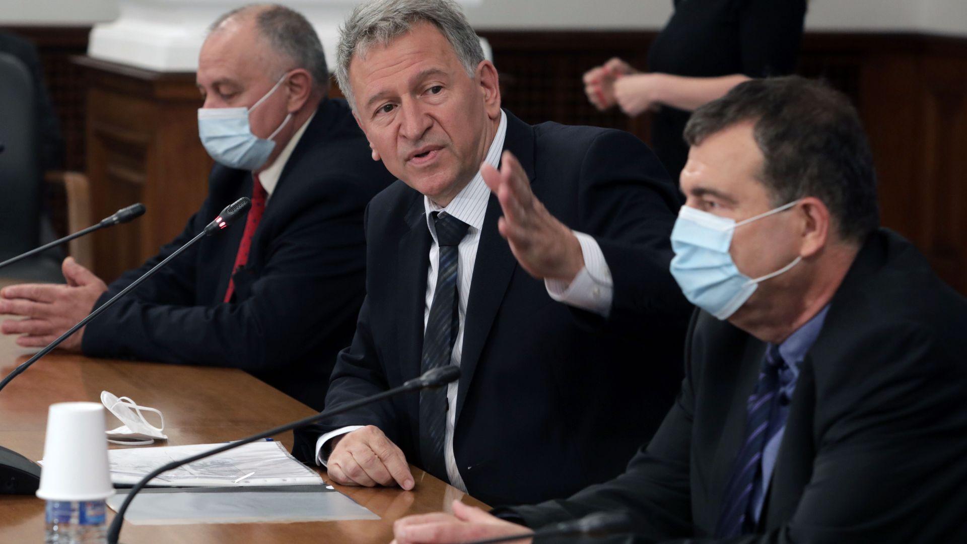 Кацаров: Ананиев, Ангелов, ДАНС и МВР са покровителствали трафика на органи и незаконните трансплантации