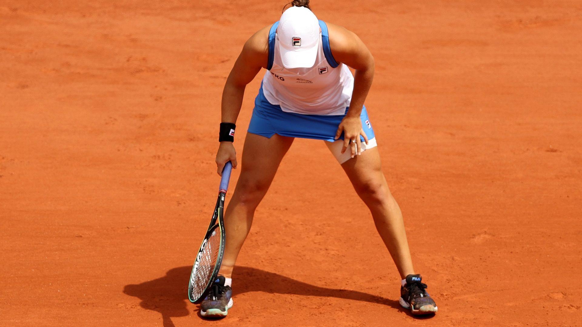 """Световната №1 също приключи с """"Ролан Гарос"""", но заради травма"""