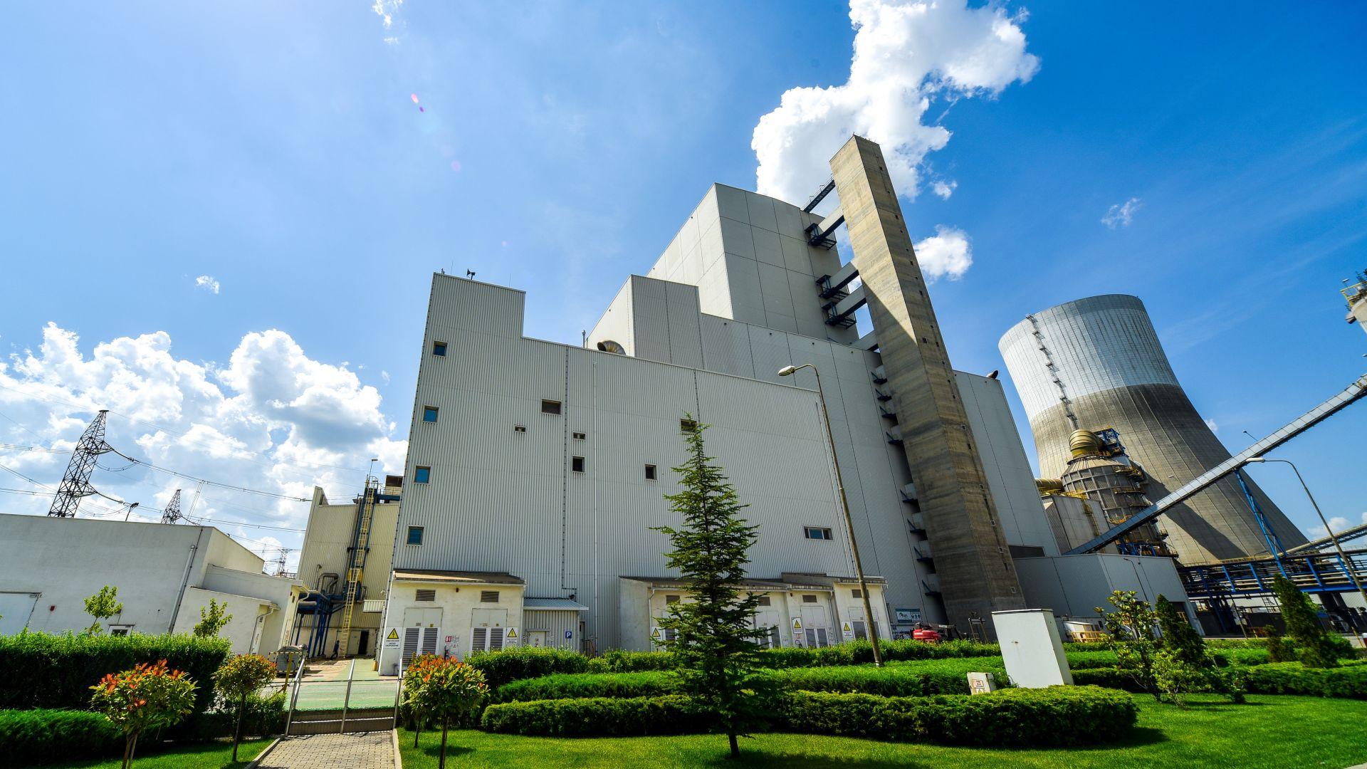 ТЕЦ AES Гълъбово произведе за 10 г. ток, 2 пъти потреблението на всички домакинства