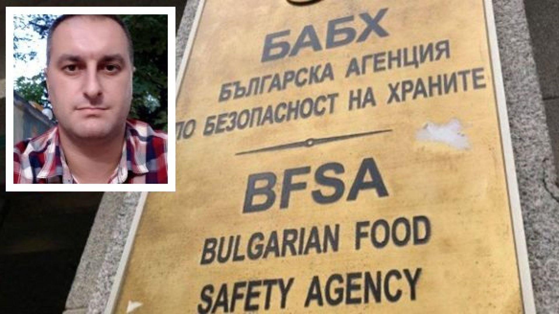Поредно уволнение: Премиерът смени директора на Агенцията по храните