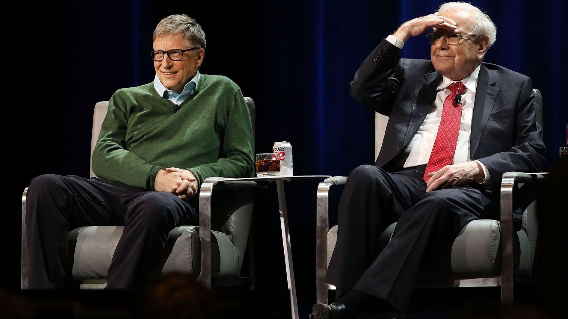 Бил Гейтс и Уорън Бъфет ще изградят първи модулен реактор на разтопени соли