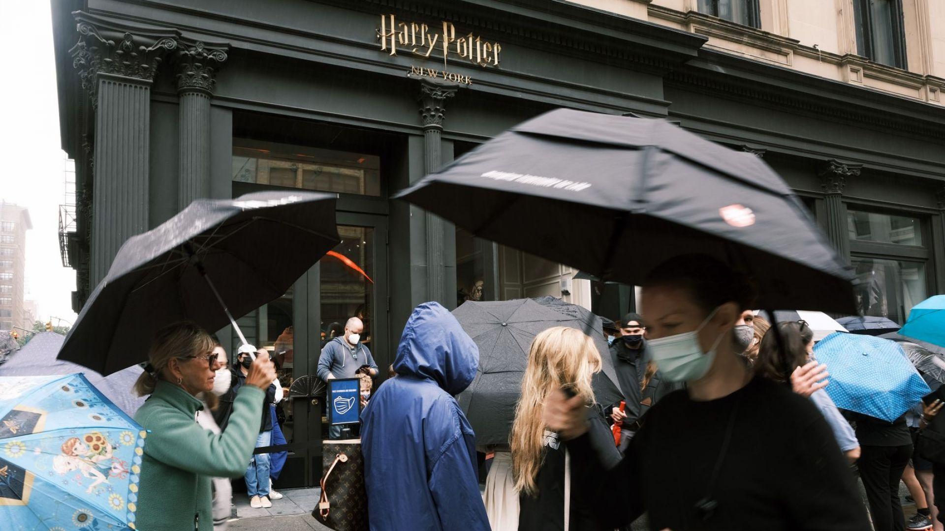 Огромен магазин, посветен на Хари Потър, отвори врати в Ню Йорк