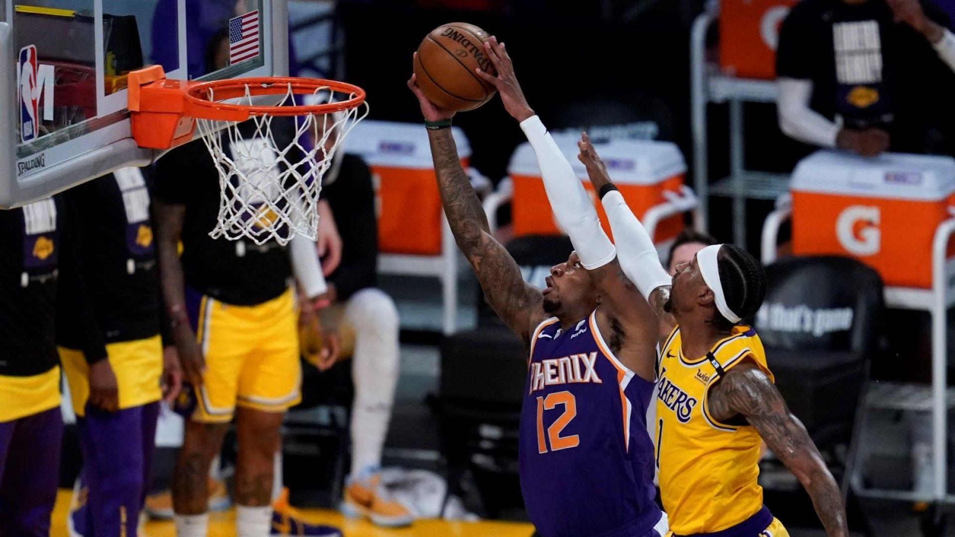 Снайперистите от Финикс детронираха шампиона в НБА
