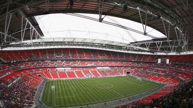 """Отварят """"Уембли"""" на 50% за финалната фаза на Европейското"""