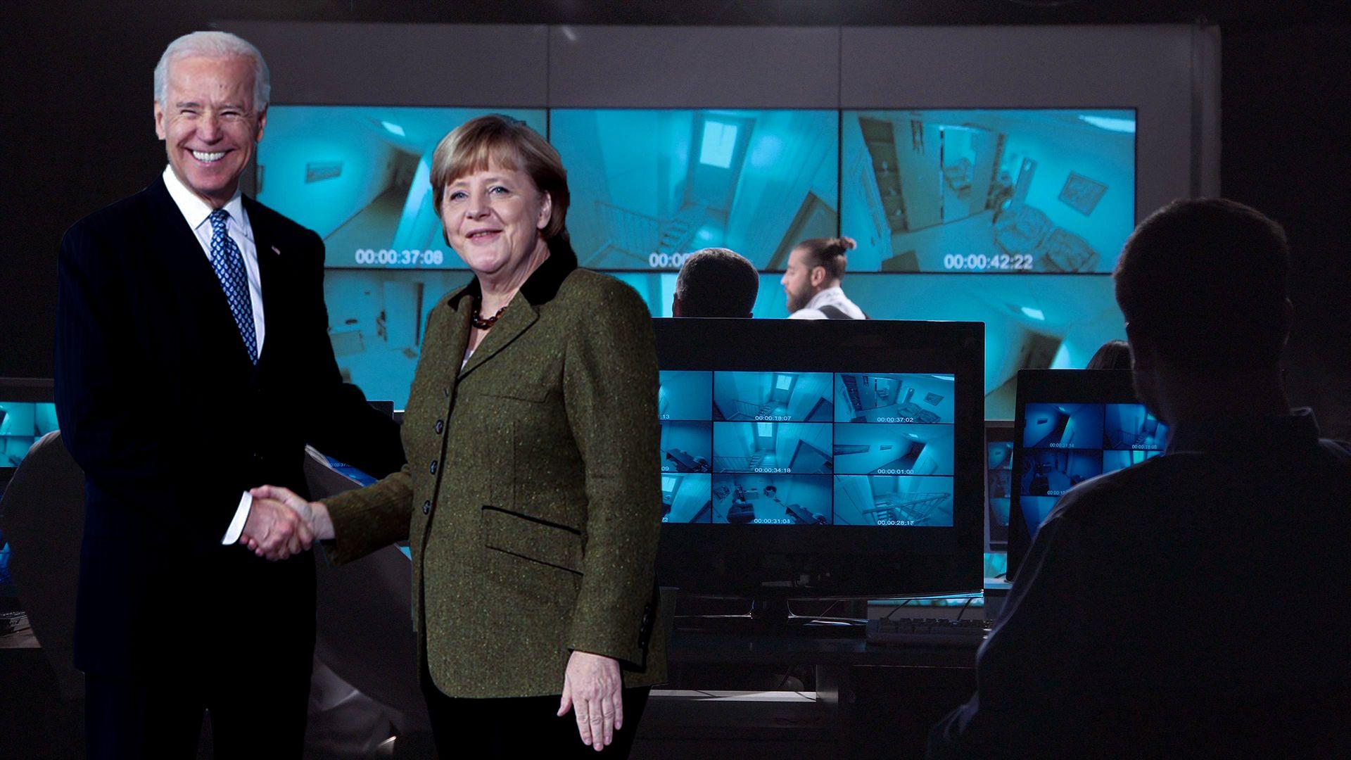 Как САЩ шпионират европейските лидери