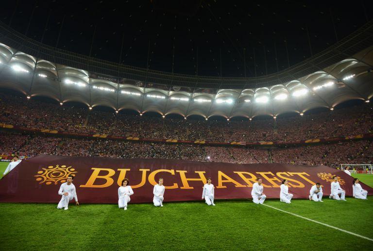 """""""Арена Натионала"""" в Букурещ ще приеме срещите от група С: Австрия - Северна Македония, Украйна - Северна Македония и Украйна - Австрия. Тук ще има и осминафинал."""
