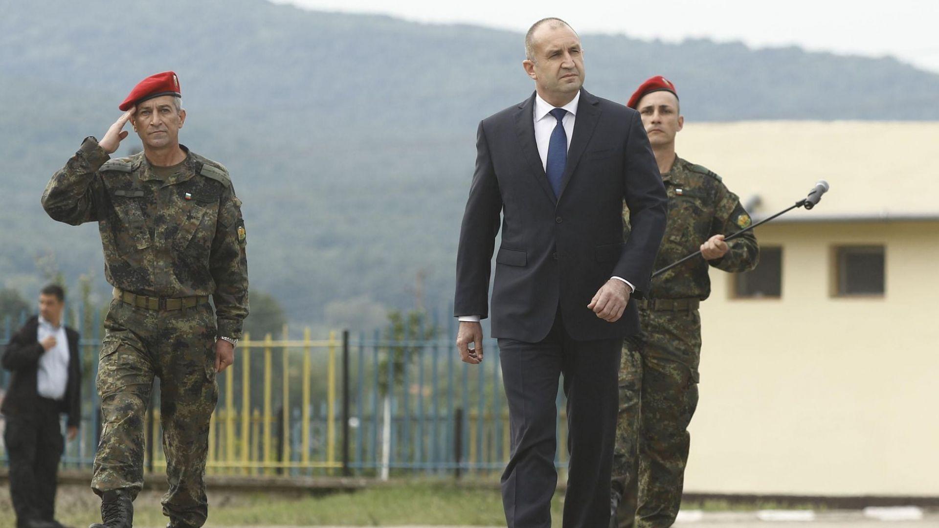 """Радев: Санкциите """"Магнитски"""" са ясна диагноза за режима, отгледал тази корупция"""