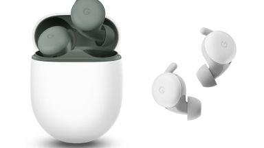 Google представи безжичните слушалки Pixel Buds A-Series