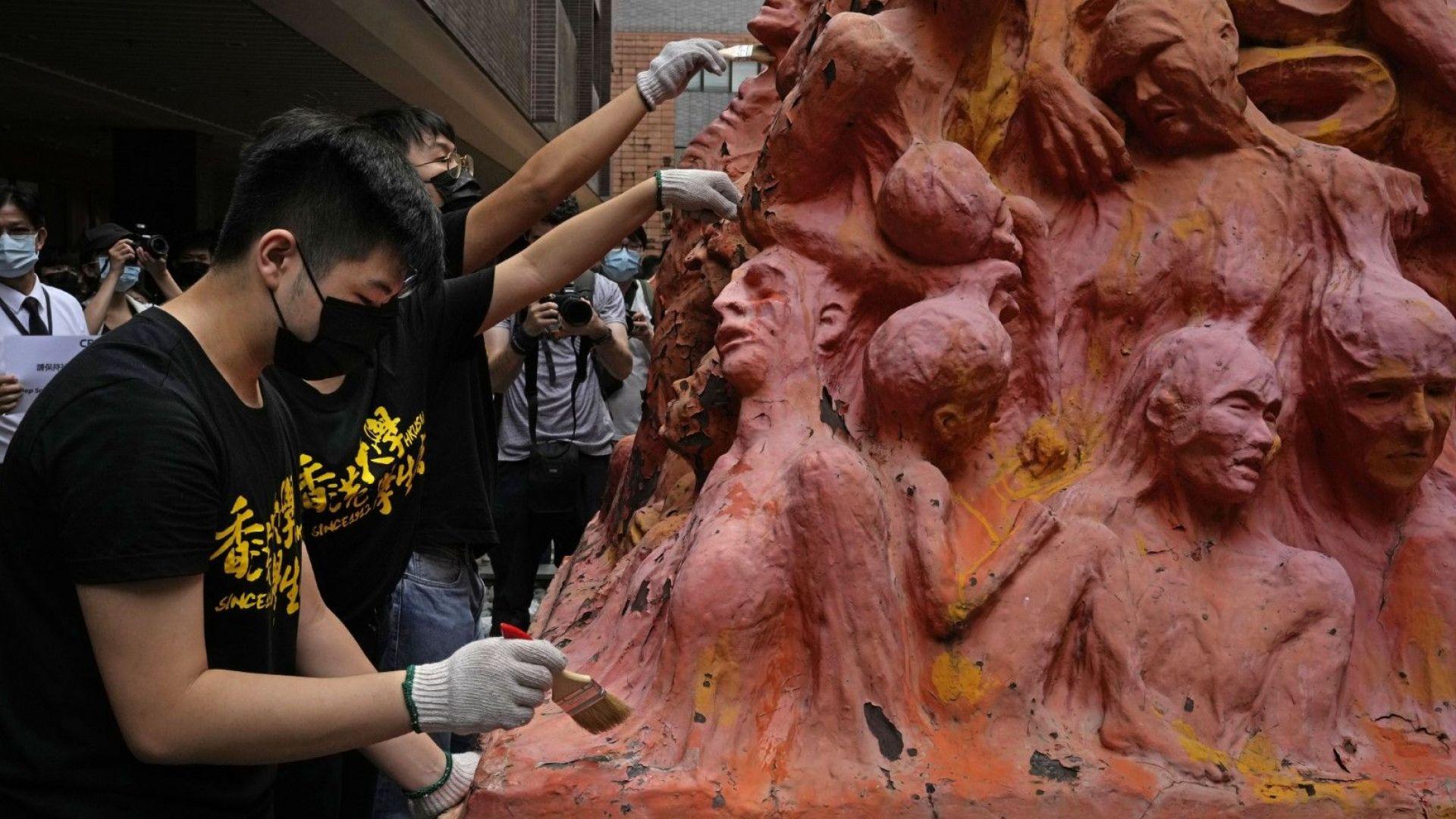 """Семействата на жертвите от площад """"Тянанмън"""" искат справедливост"""