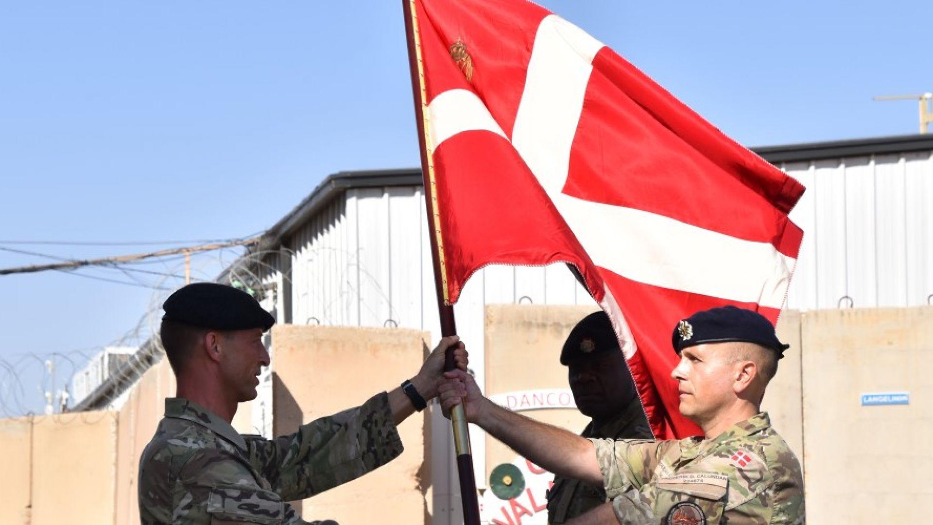 Дания е един от най-верните съюзници на САЩ в ЕС