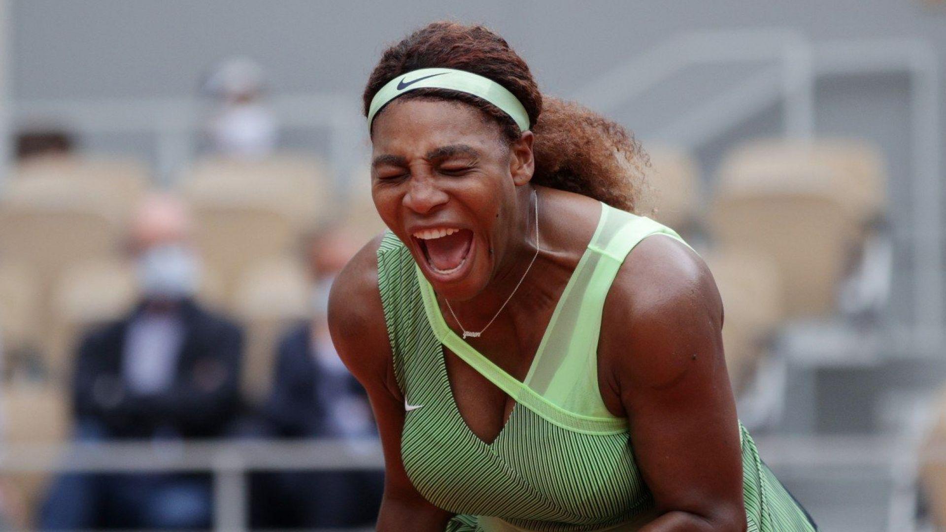 Серина Уилямс се отказа от US Open и мечтаният рекорд вече е мираж