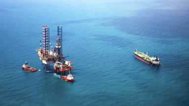 Турция е открила ново газово находище в Черно море