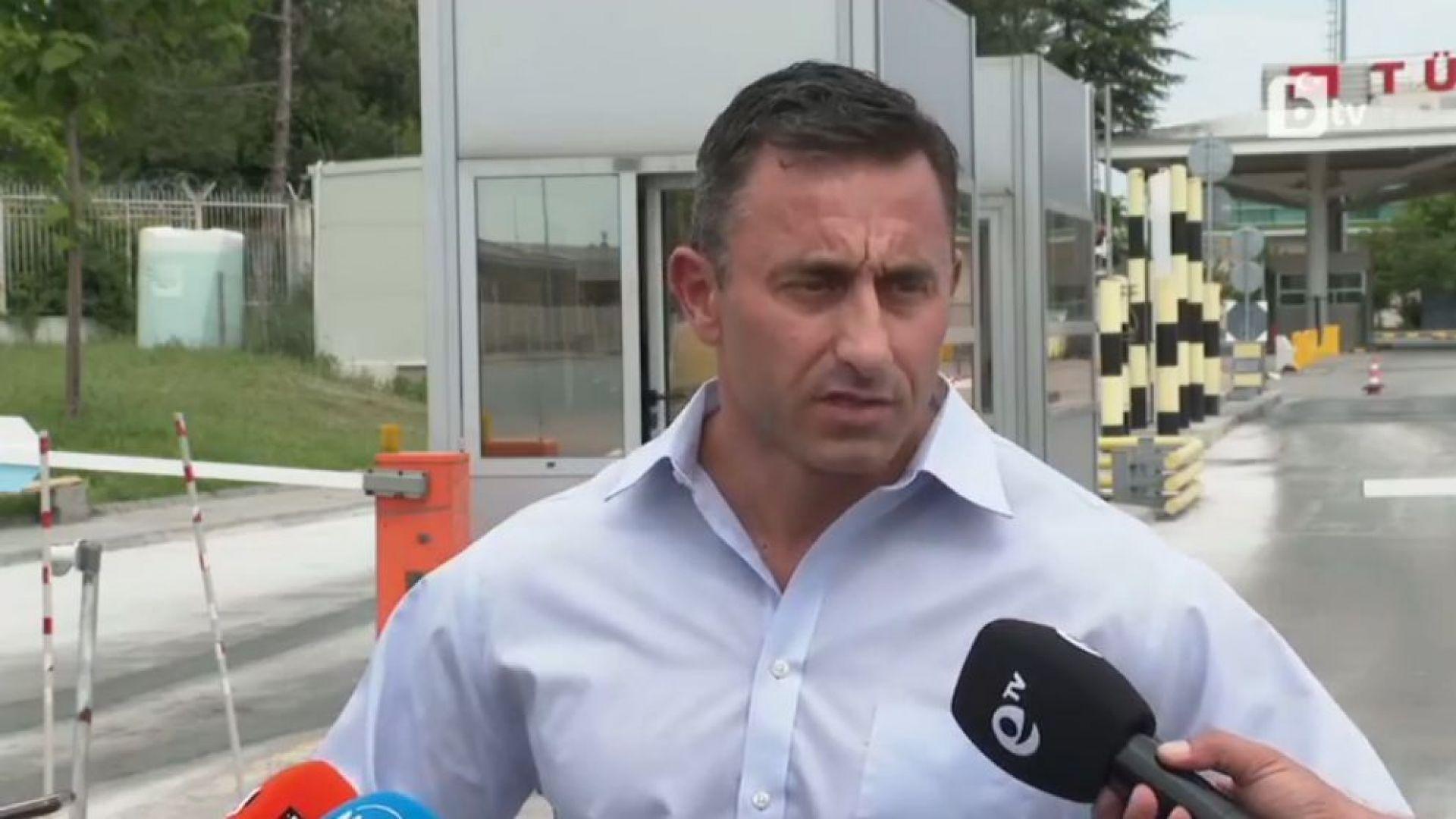 Шефът на НАП Румен Спецов нямал данъчни задължения