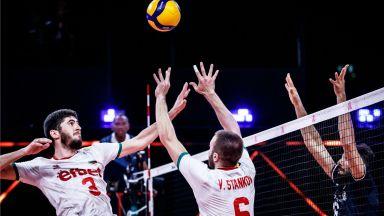 Младоците на България загубиха с 0:3 от Иран
