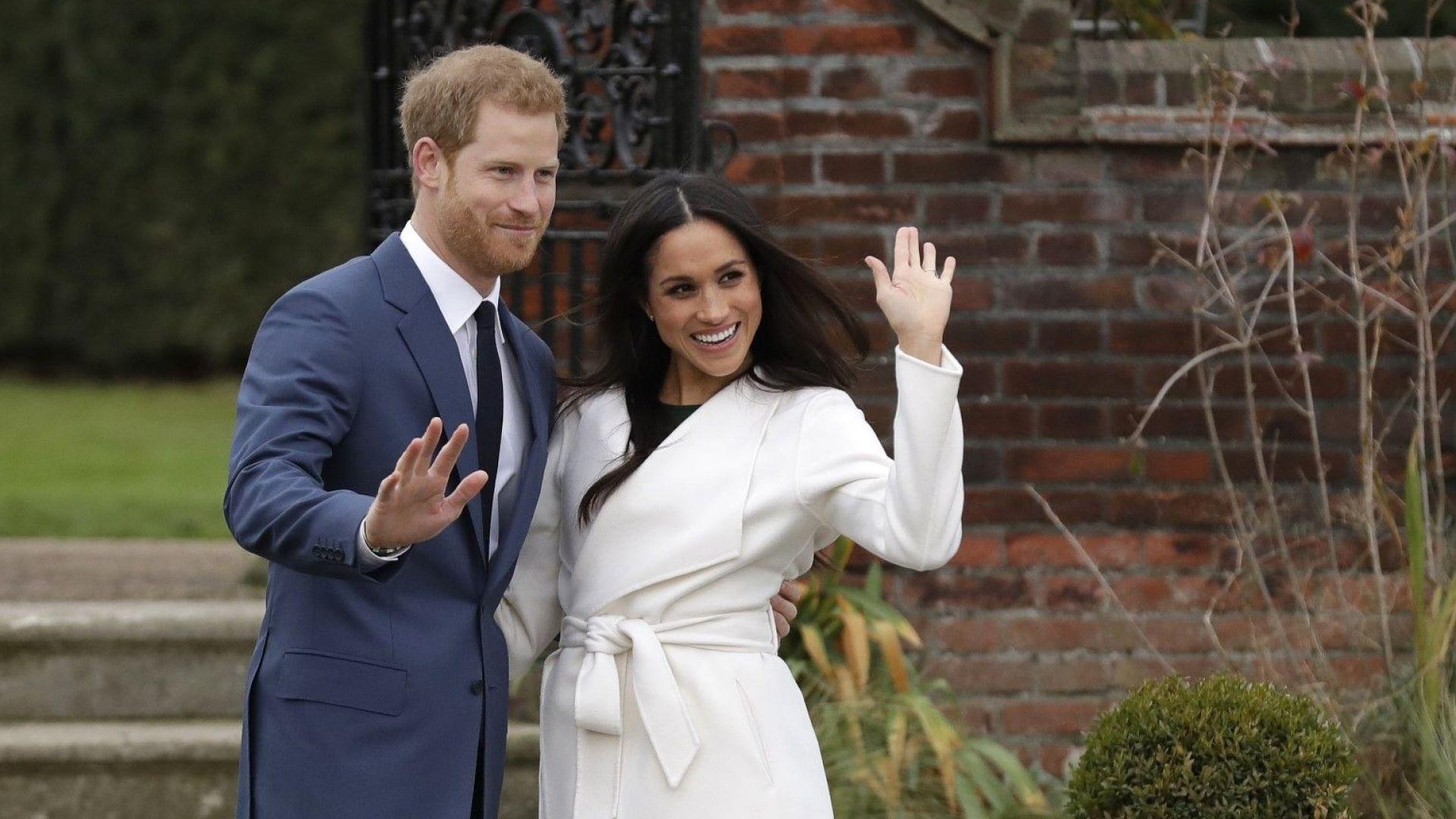 Меган Маркъл роди момиче, което с принц Хари нарекоха Лилибет Даяна