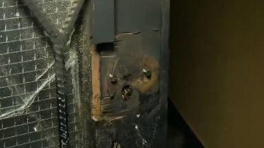 Подпалиха чип системите на десетки блокове в Пловдив
