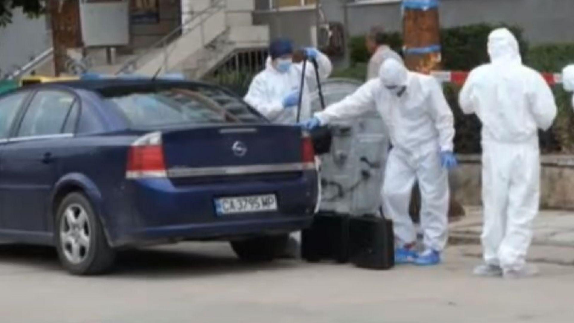 """От """"Български пощи"""": Не само един човек е охранявал 1 млн. лева"""