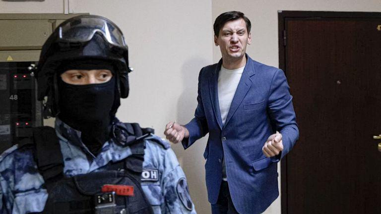 Опозиционният политик и бивш депутат от Държавната дума Дмитрий Гудков