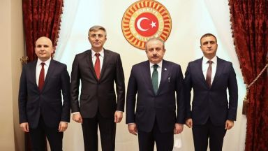 След посещението на Карадайъ: отваряне на ДПС към Турция за повече гласове